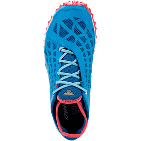Dynafit Trailbreaker EVO Shoes Women mykonos blue/fluo pink